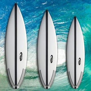 New Wave Epoxy Performance Custom Surfboard
