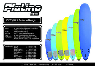 Platino Softboards