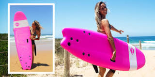 Soft Tech Surfboards - Sally Fitzgibbons Signature