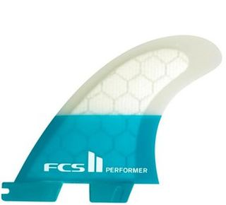 FCS II Performer PC Tri Fins