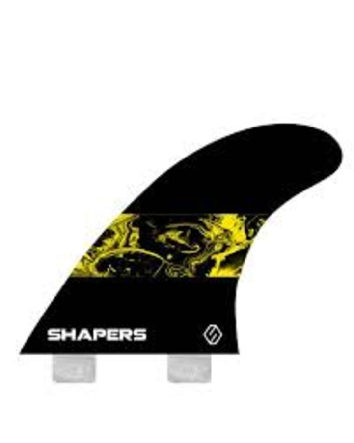 Shapers S6 Medium Large 3-Fin Dual Tab