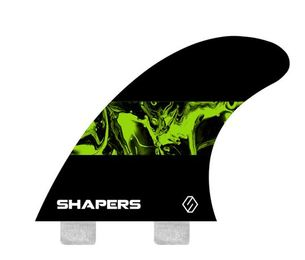 Shapers S3 Small 3- Fin Dual Tab